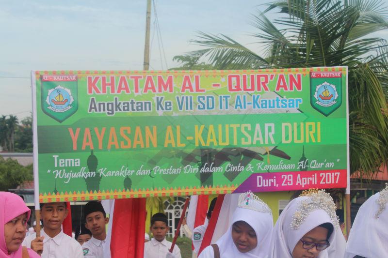 Dokumentasi Pawai Ta'aruf Wisuda Tahfidz Al-Qur'an dan Khatam Al-Qur'an