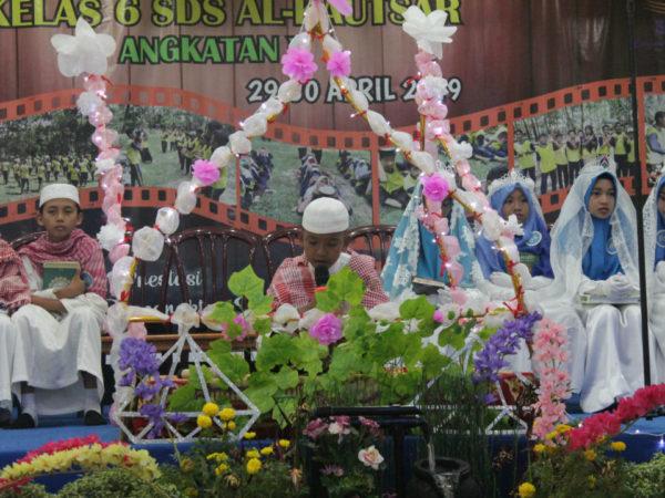 Selamat Sukses!! Khatam Al-Qur'an Siswa/i SDS Al-Kautsar Angkatan X