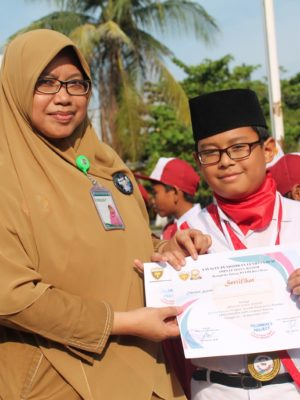Juara Harapan 1 Lomba Try Out