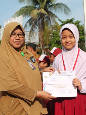 Juara Harapan 2 Lomba Try Out