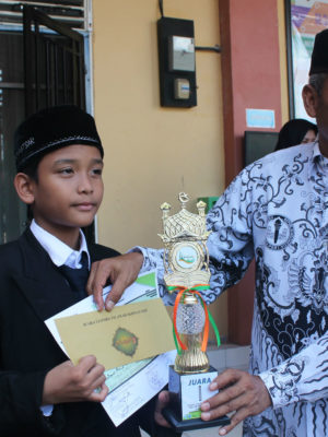 Juara 1 Tilawah