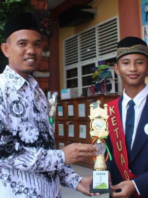 Juara 1 Tahfidz