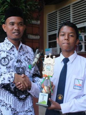 Juara 2 Lomba Adzan